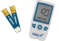 Glucometer-blood glucose monitoring system